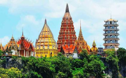 Thailand tour packages from Nepal