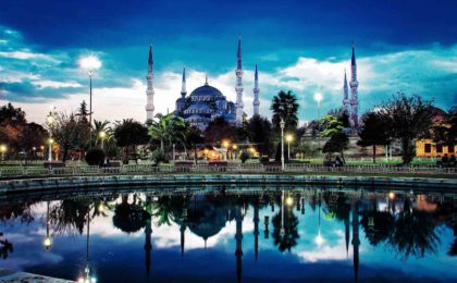 Istanbul tour from Nepal-shopin-holidays