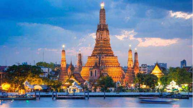 Thailand Tour from Nepal